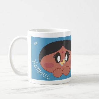 Butterfly Greeting Coffee Mug