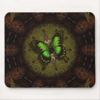 Butterfly Haven Mouse Pad. Mouse Pad