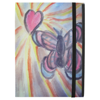 "Butterfly heart iPad pro 12.9"" case"