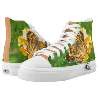 Butterfly High Tops