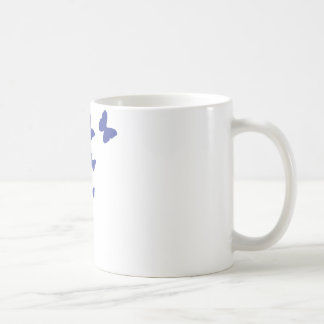 butterfly icon mug