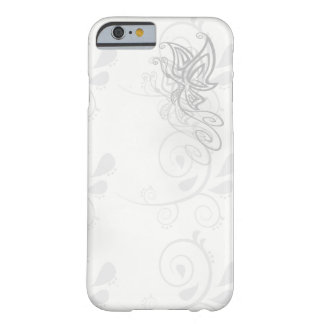 Butterfly in hand barely there iPhone 6 case