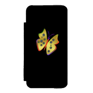 Butterfly Incipio Watson™ iPhone 5 Wallet Case
