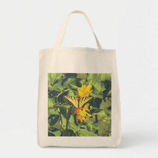Butterfly Insects Butterflies Grocery Tote