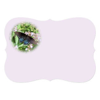 Butterfly Invitation or Greeting- Personalize