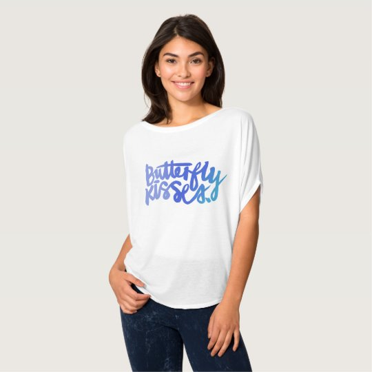 Butterfly kisses. T-Shirt