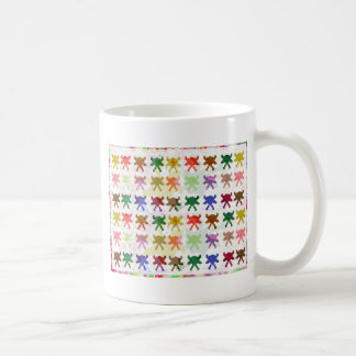 ButterFly Kite Pattern Coffee Mug