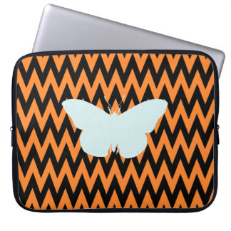 butterfly laptop computer sleeves