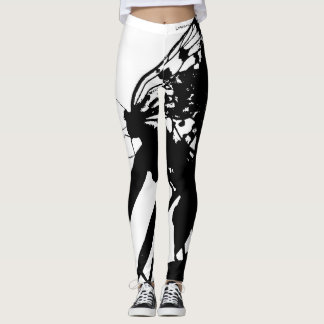 """Butterfly"" Leggings"