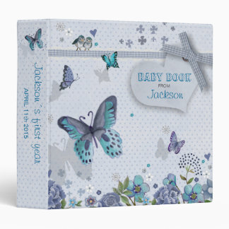 Butterfly Love   Baby Shower   Binder Boy