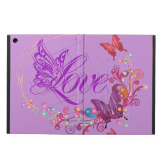 Butterfly love iPad air case