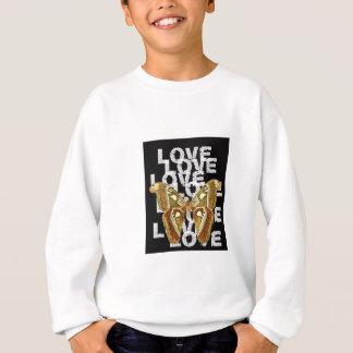 butterfly love sweatshirt