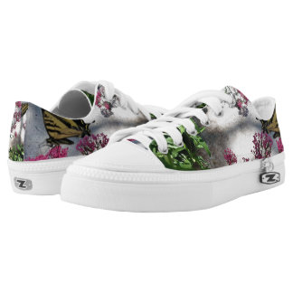 BUTTERFLY LOW TOPS