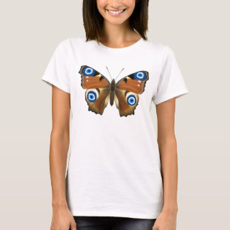 BUTTERFLY LUCKY EYE EVIL EYE FOR PROTECTION T-Shirt