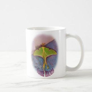 Butterfly_luna_moth_5893_Paint, Butterfly_luna_... Coffee Mug