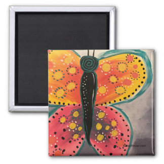 Butterfly - Magnet