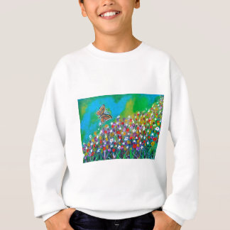 Butterfly Meadow Sweatshirt