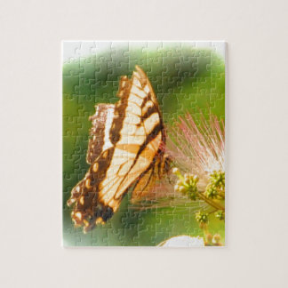 butterfly mimosa tree jigsaw puzzle