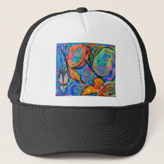Butterfly Mist Trucker Hat
