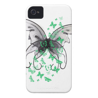 Butterfly Mobile Cases Case-Mate iPhone 4 Case