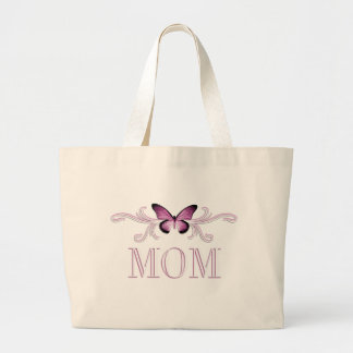 Butterfly Mom Tote Bag