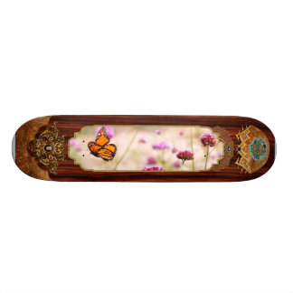 Butterfly - Monarach - The sweet life Skate Deck