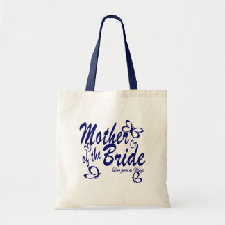 Butterfly/Mother of the Bride Tote Bag