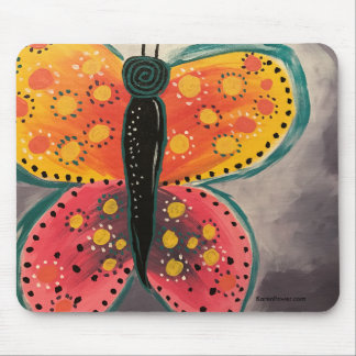 Butterfly - Mouse Mouse Pad