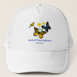 Butterfly MT Trucker Hat