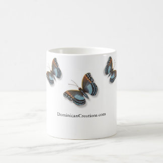 Butterfly Mug Dominican Creations