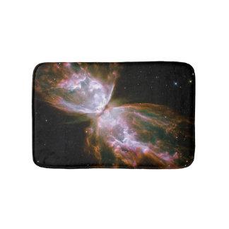 Butterfly Nebula Bath Mats