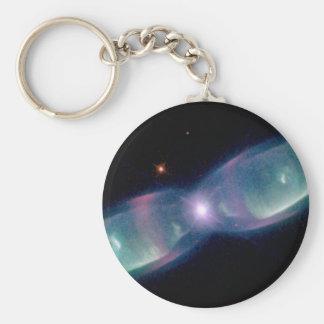 Butterfly Nebula NGC 6302 Keychain