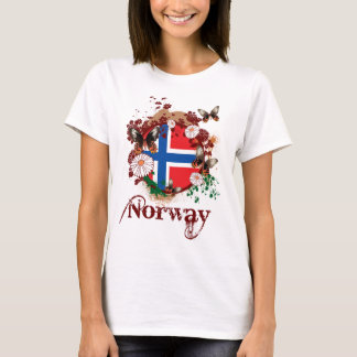 Butterfly Norway T-Shirt