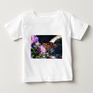 Butterfly on Asters II Baby T-Shirt