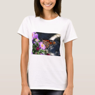 Butterfly on Asters II T-Shirt