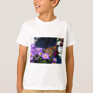 Butterfly on Asters III T-Shirt
