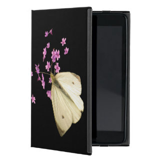 Butterfly on Flowers Cover For iPad Mini