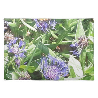 Butterfly on Purple Coneflower Placemat