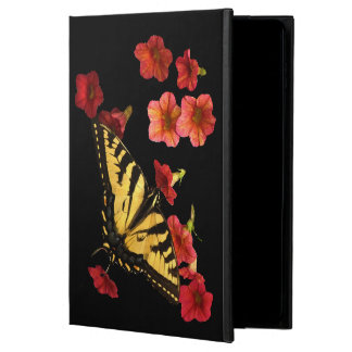 Butterfly on Red Flowers Powis iPad Air 2 Case