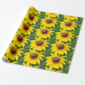 Butterfly on Sunflower Paper
