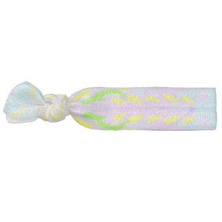 Butterfly Pastel Mandala Hair Tie