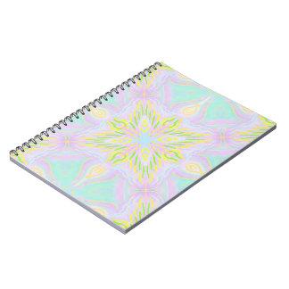 Butterfly Pastel Mandala Notebooks