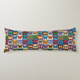 Butterfly Patchwork Body Pillow
