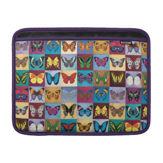 Butterfly Patchwork MacBook Sleeves
