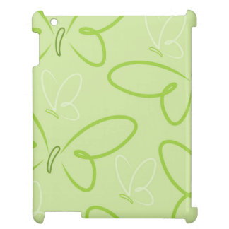 Butterfly pattern case for the iPad