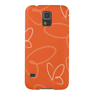 Butterfly pattern cases for galaxy s5