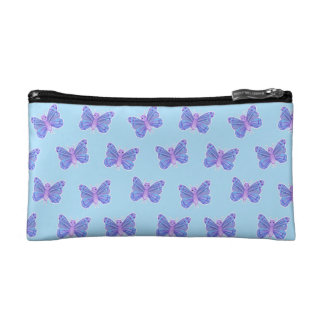 Butterfly Pattern - Cosmetic Bag
