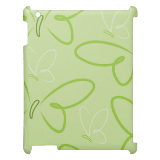 Butterfly pattern cover for the iPad 2 3 4