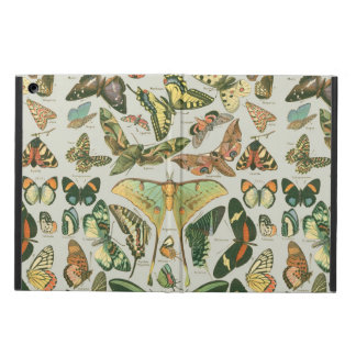 Butterfly pattern iPad air case