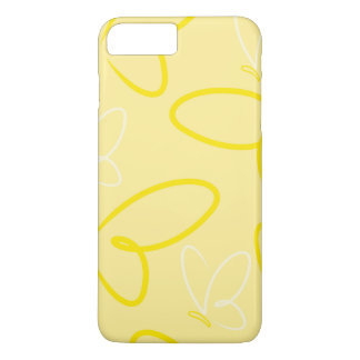 Butterfly pattern iPhone 7 plus case